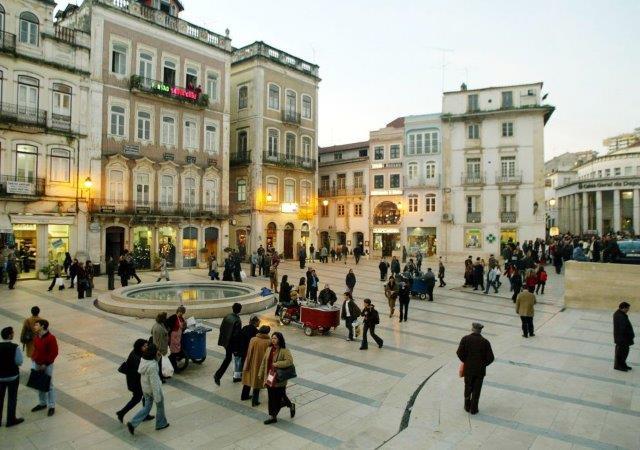 TOP Coimbra - Baixa de Lisboa