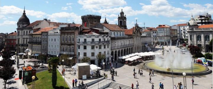 Cidade Antiga Braga