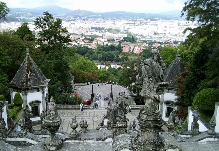Top Braga - Santuário do Bom Jesus do Monte