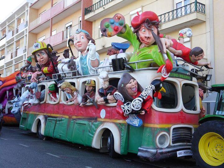 Carnaval Torres Vedras