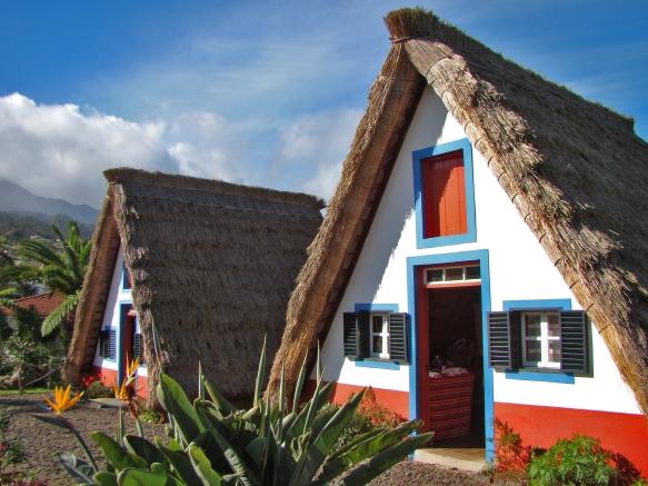 Casas únicas - Madeira
