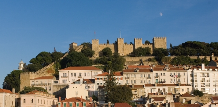 Visitar Lisboa - Castelo de São Jorge