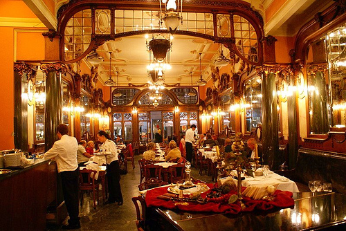Porto - Café Majestic