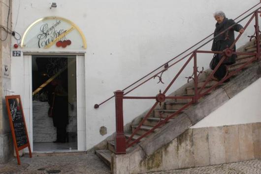Actividades Lisboa - Ginginha do Carmo