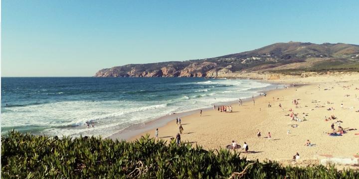 Visitar Lisboa - Praia do Guincho