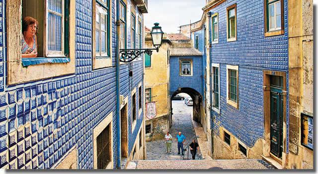 Visitar Lisboa - Alfama