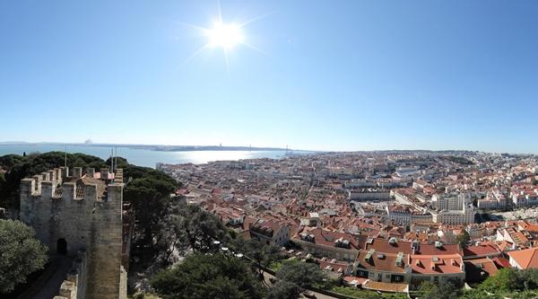 Actividades Lisboa - Vista Castelo São Jorge
