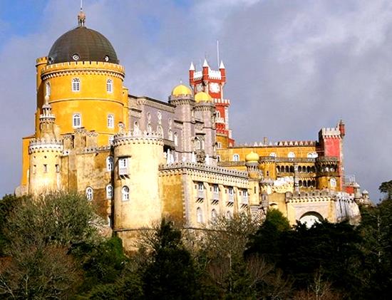 Monumentos - Palácio de Sintra