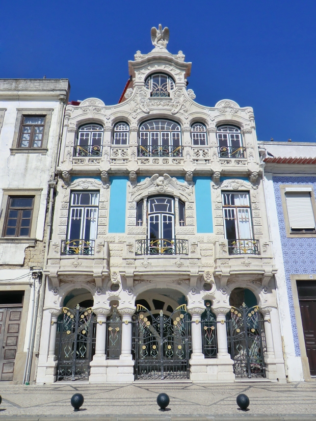TOP Aveiro -Museu Arte Nova