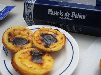 Actividades Lisboa - Pastéis de Belém