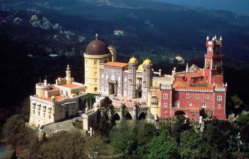 TOP Sintra - Palácio Nacional da Pena