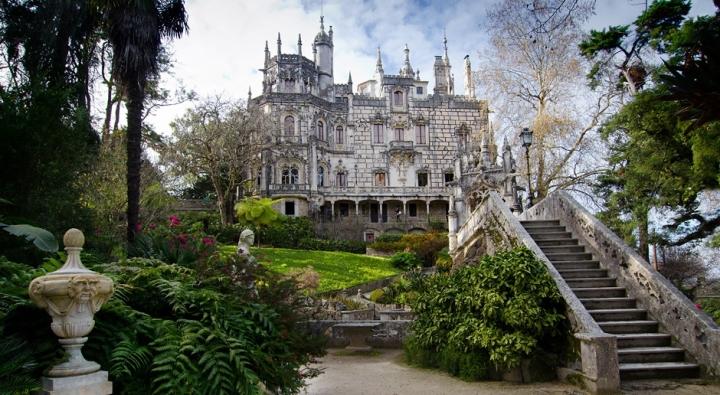 TOP Sintra - Quinta da Regaleira