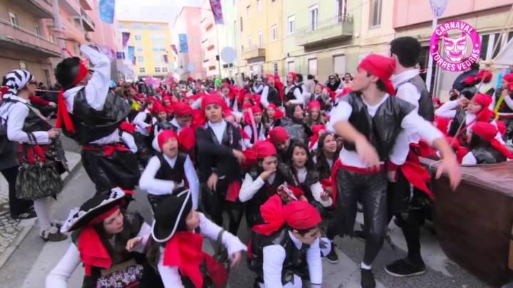 Carnaval Torres Vedras - Corso Escolar