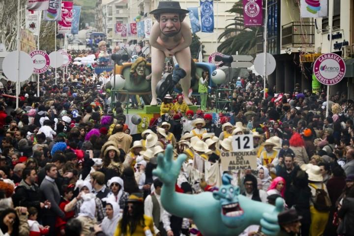 Carnaval Torres Vedras - Curso Diurno