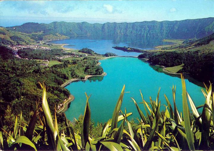 Açores - Lagoa das Sete Cidades