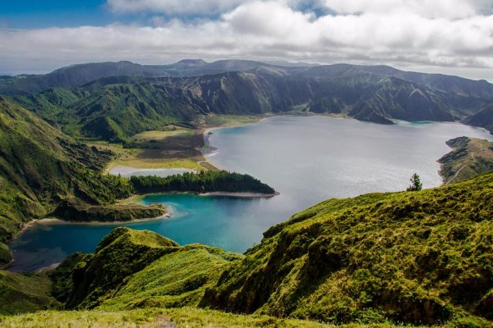 Açores - Lagoa do Fogo