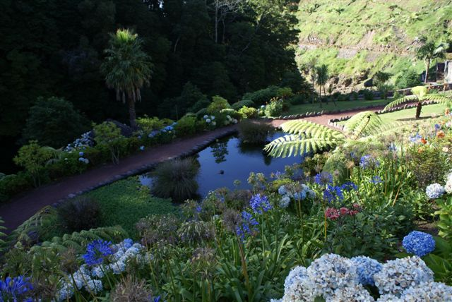 Açores - Parque Natural dos Caldeirões