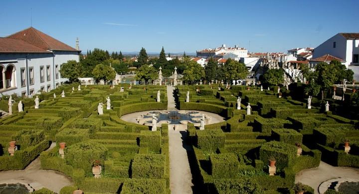 Jardim Paço episcopal1